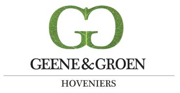 Geene & Groen Logo